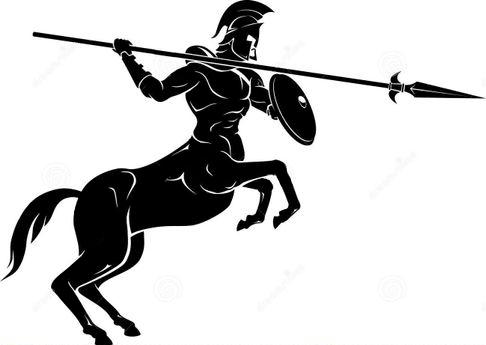 guerrier-mythique-de-lance-de-centaure-55513914